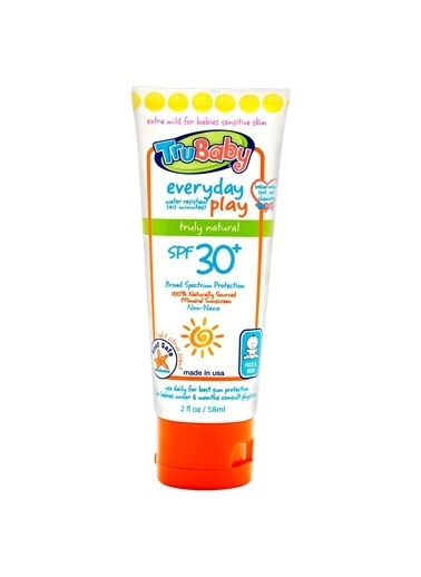 Trukid Trukid Trubaby Everyday Play SPF30 Mineral Sunscreen 58ml Renksiz